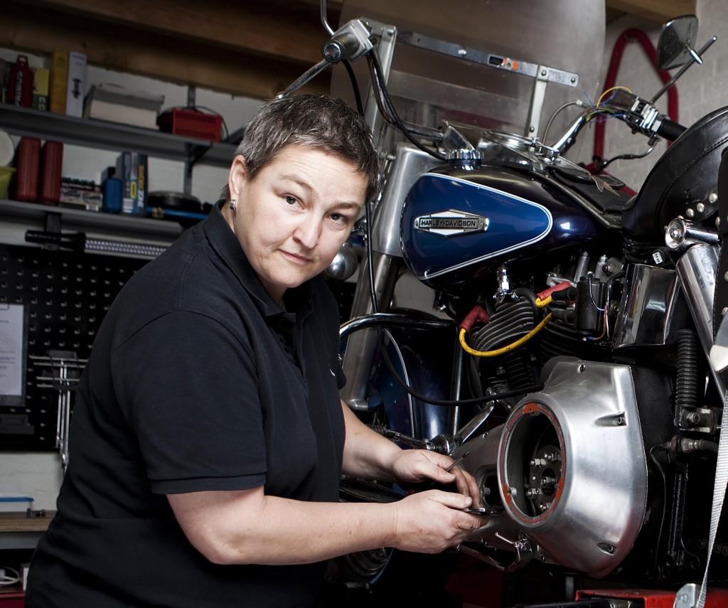 Gaby Doreleijers DMT Motorservice